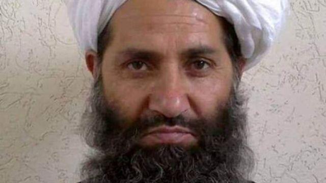 Haibatullah Akhundzada is the Taliban's supreme leader