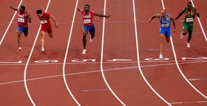 Tokyo Olympics: Agony for Team GB after Zharnel Hughes disqualified in men's 100m final as Italy takes gold | World News