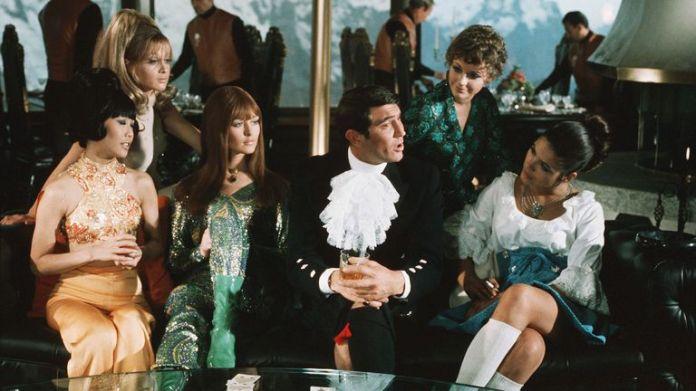 On Her Majesty's Secret Service - 1969 George Lazenby