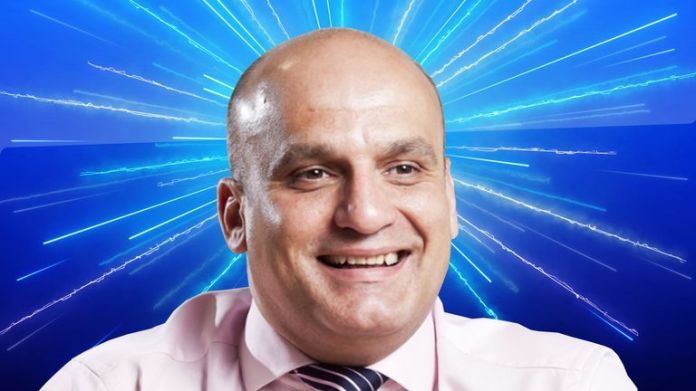 Ash Amirahmadi: Managing Director, Arla Foods