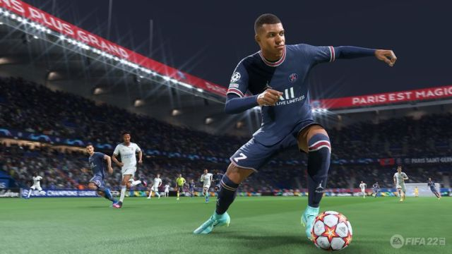 EA have focused harder to improve the realism of the game