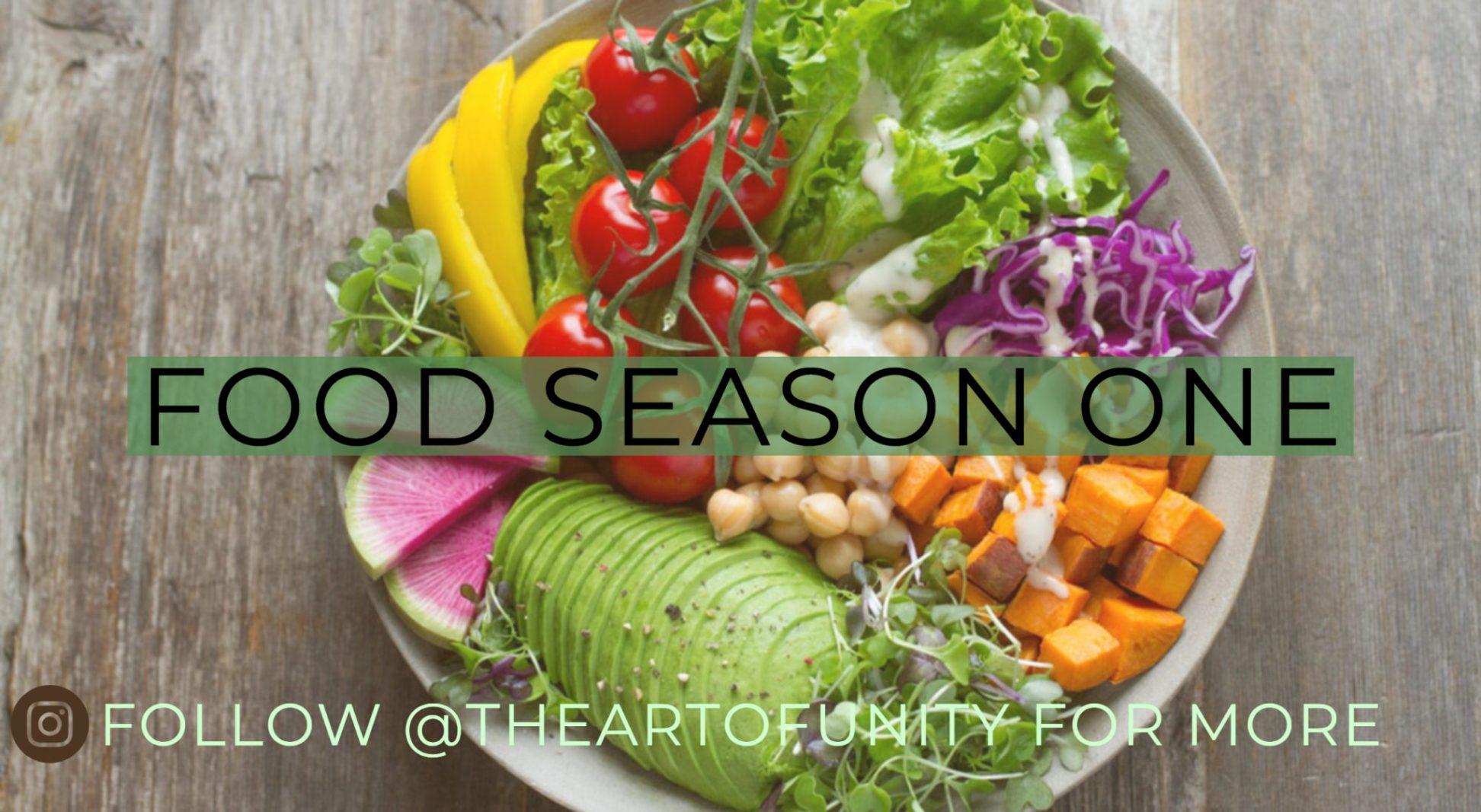 AOU FOOD SEASON 1