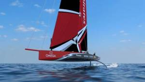 Can Your Business Get Up And Foil Like An America's Cup Boat Can?