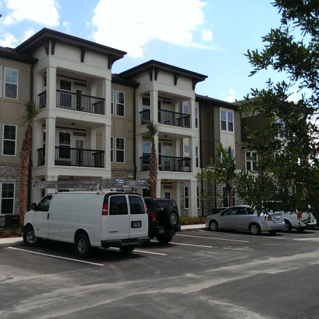 Nona Park Village Apartments (9040 Dowden Road, Orlando FL) (NGBS) National Green Building Standard Bronze Certification