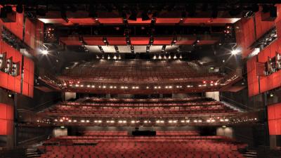 Sadler's Wells Theatre Development