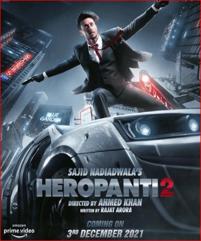Tiger Shroff-starrer Heropanti 2 in December