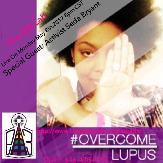 "The Life Lab: Episode 39 ""Lupus Warriors Standing Strong"" with Seda and Tim"