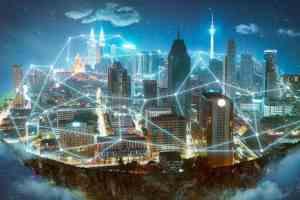 smart cities sustainable capgemini [shutterstock: 1021433272, jamesteohart]