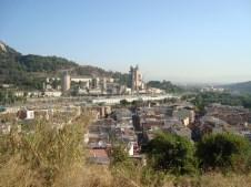Toxic tour: Montcada cement factory