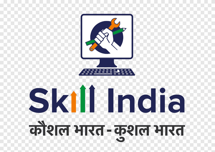skill india logo, government of india skill india ministry of skill development and entrepreneurship, skill, text, logo png   pngegg