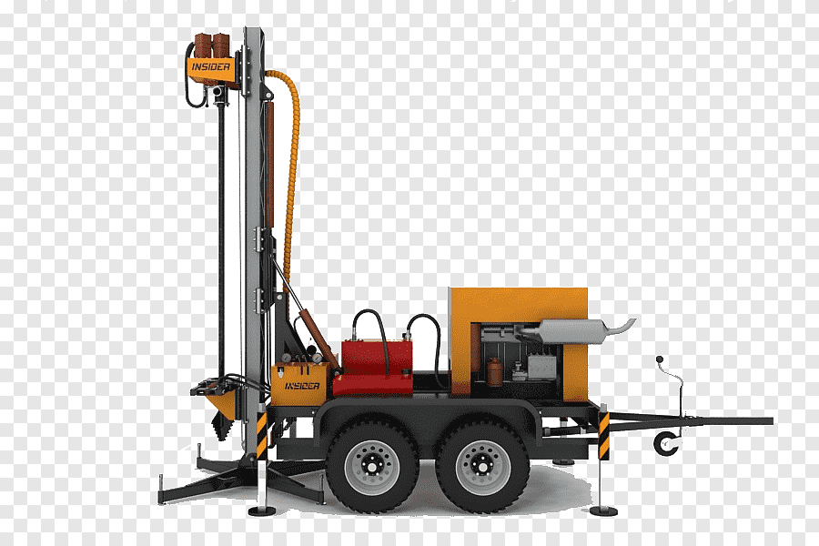 Testing of boreholes to sustainably use your borehole and aquifer system. Machine Boring Well Drilling Borehole Water Well Water Vehicle Crane Png Pngegg
