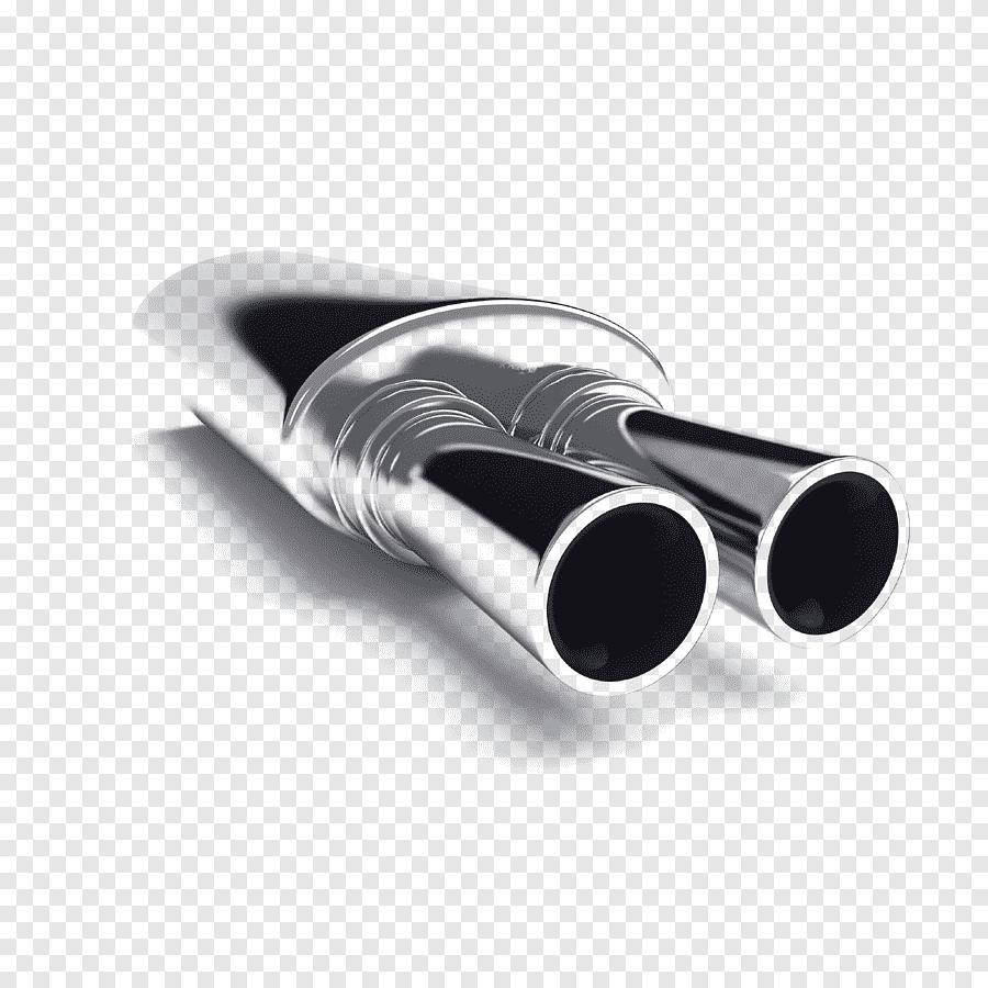 exhaust system car muffler exhaust gas