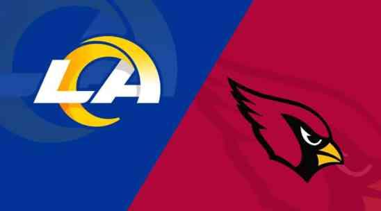 rams vs cardinals