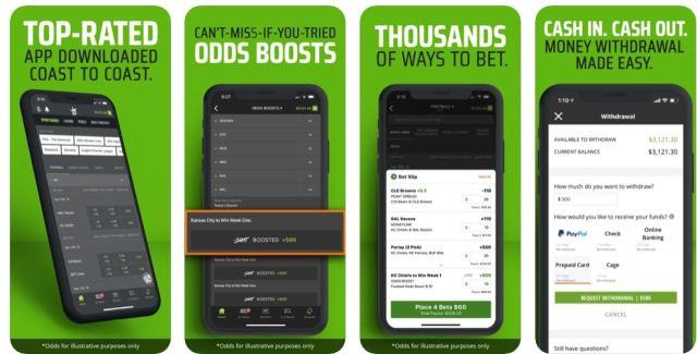 draftkings sportsbook apple mobile