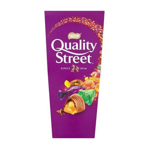 Nestle Quality Street Assorted Chocolates Box 265g Ref