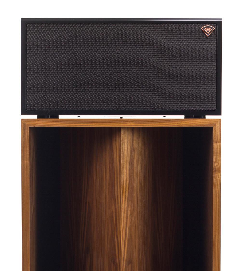 klipsch heritage line la scala ii via klipsch revista. Black Bedroom Furniture Sets. Home Design Ideas