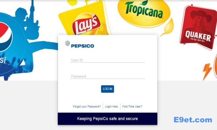 My Pepsico Employee Login