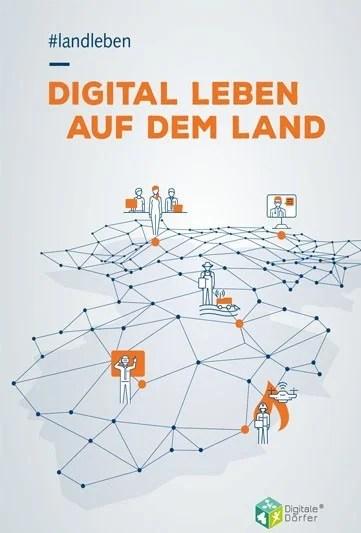 Neues Buch Digital Leben Auf Dem Land Ist Erschienen