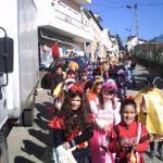 O Carnaval na nossa escola