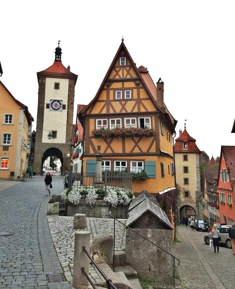 [德國]羅滕堡Rothenburg ob der Tauber – 東經16度