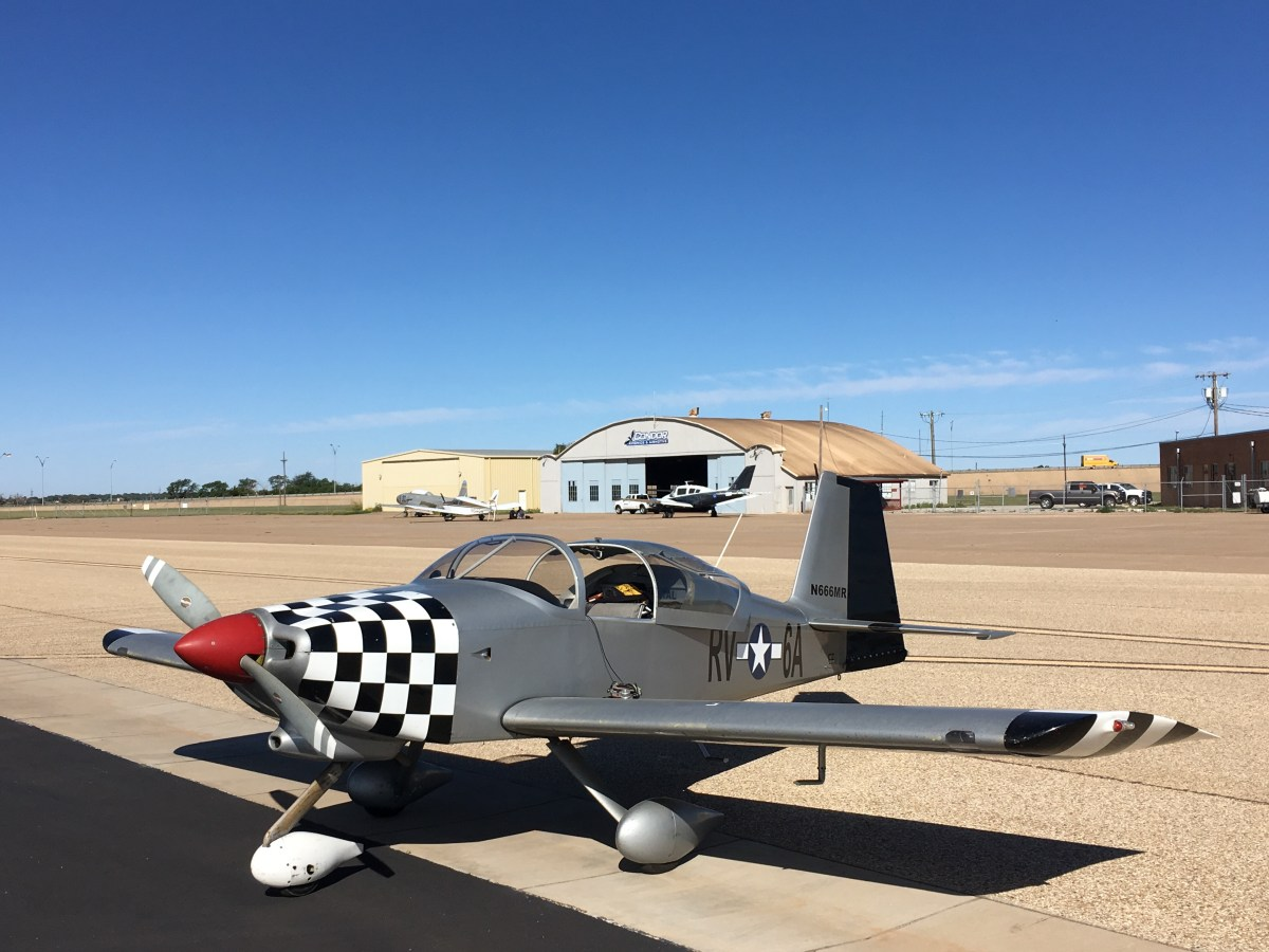 Mission: Fly Across America #1 – Day 2 – EAA Chapter 1016
