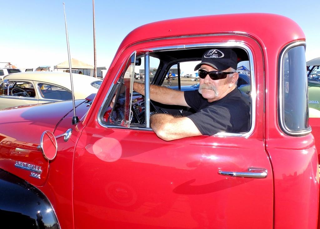 PJ's Red Truck