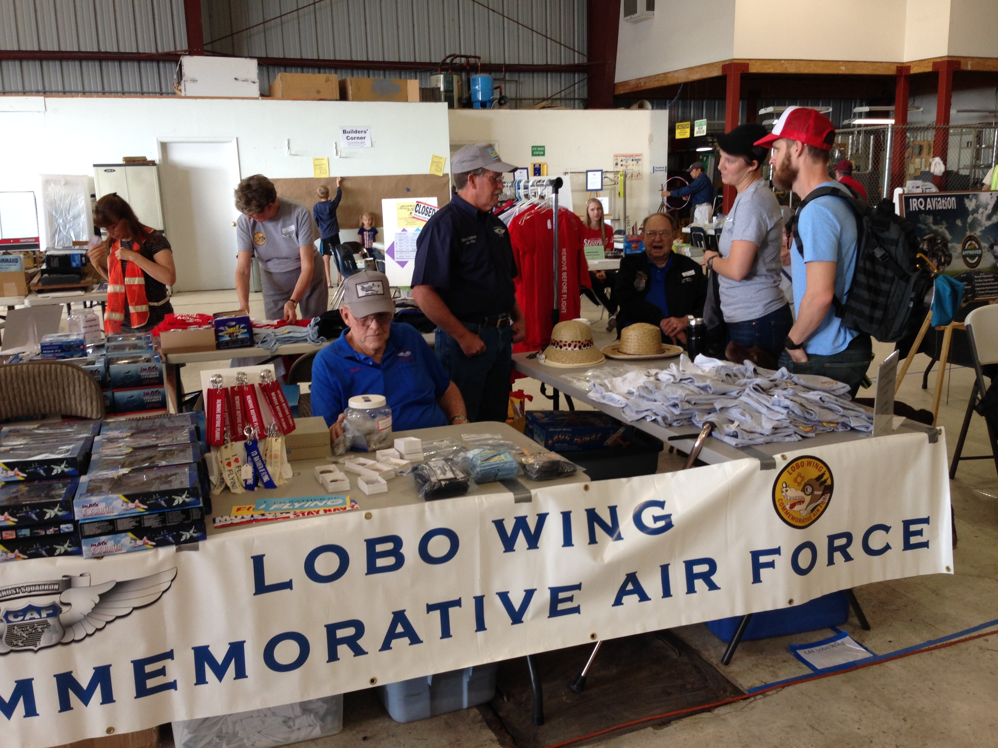 CAF Lobo Wing