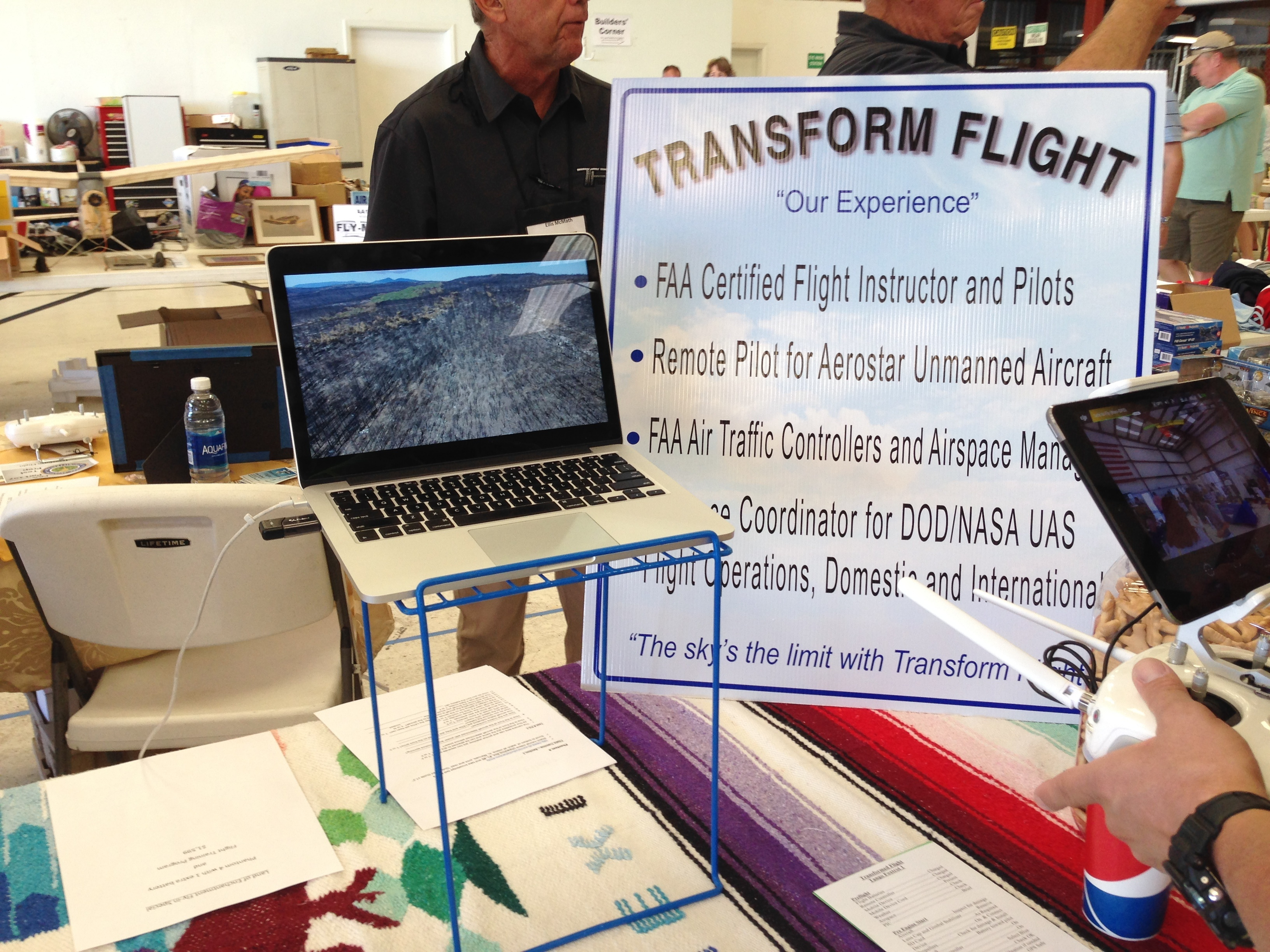 Transform Flight