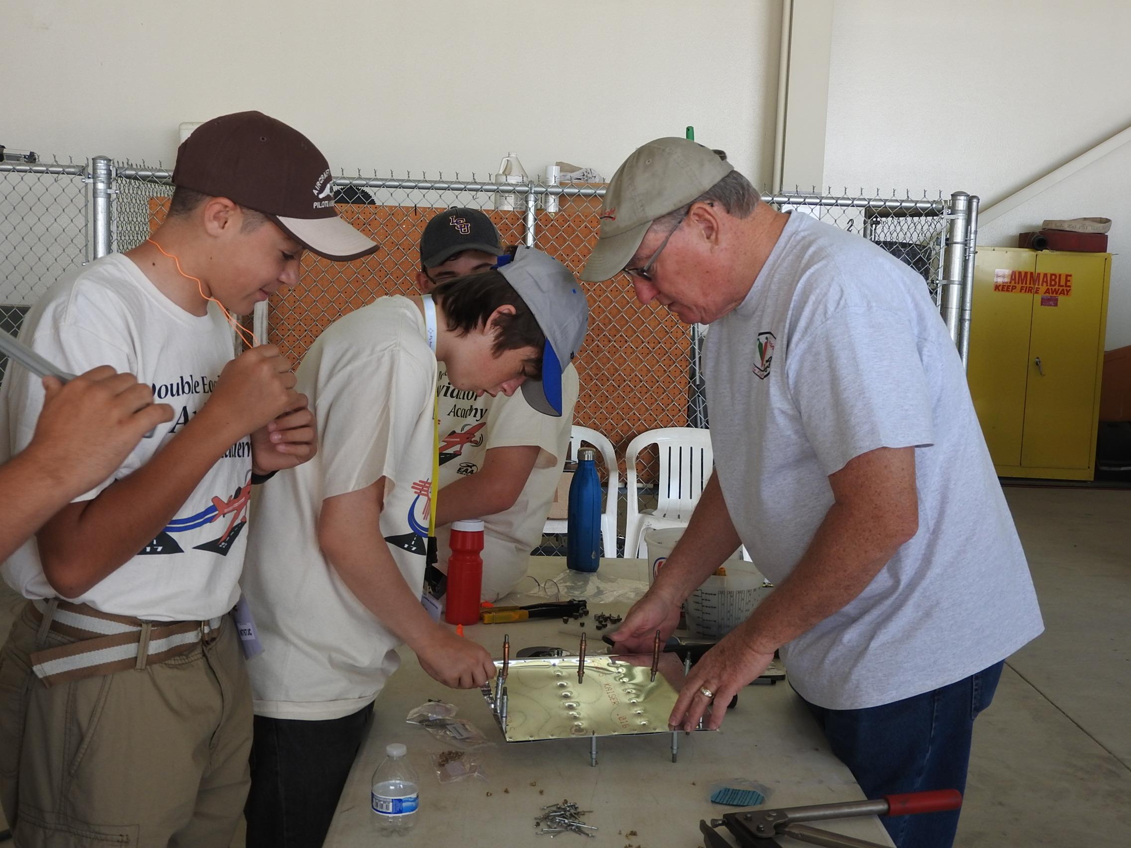 Aircraft Building Workshop