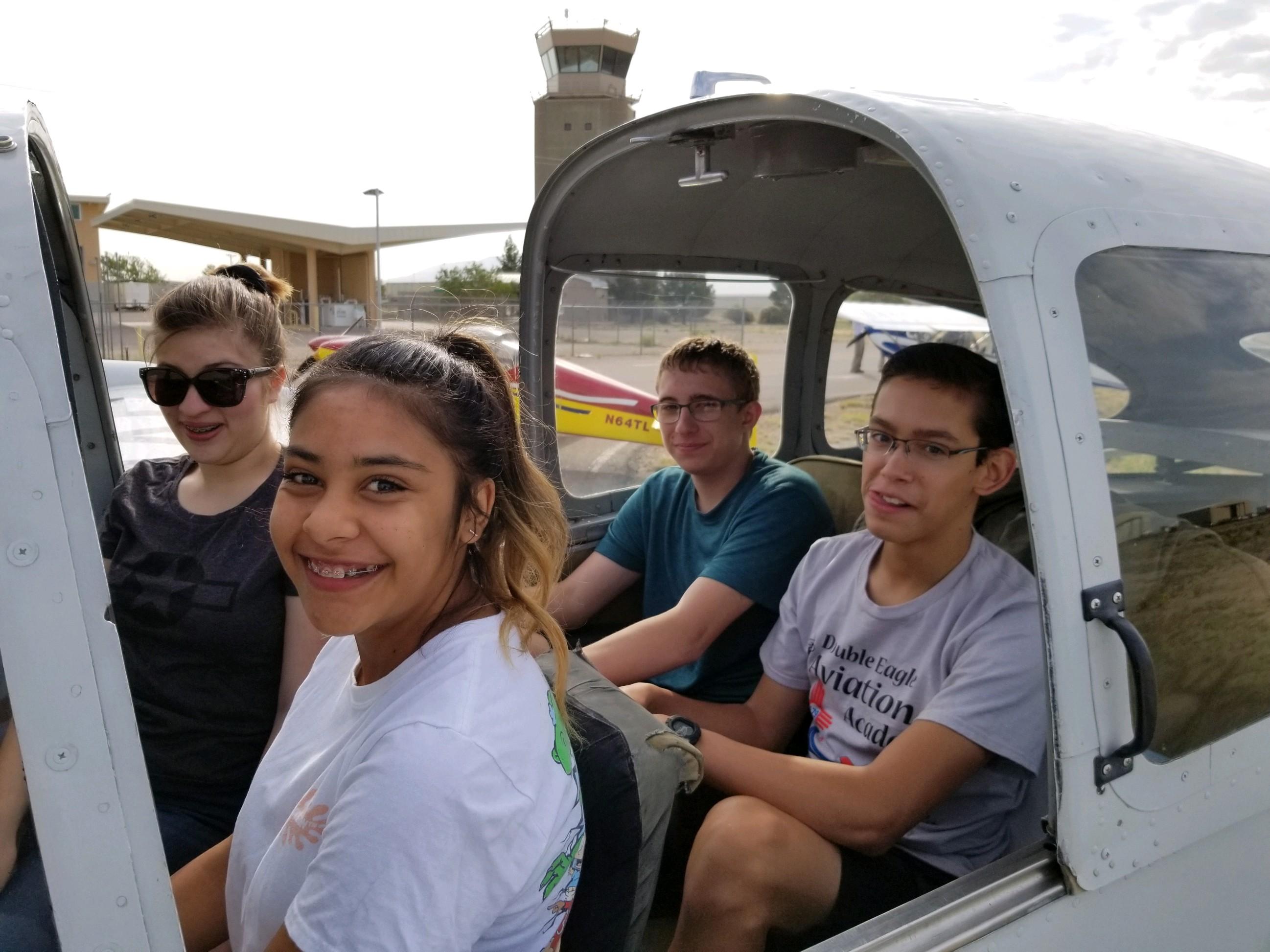 Warbird Cockpit