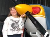 Sophie Haag, 2020 Ray Scholar