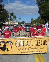 St. Augustine Christmas Parade