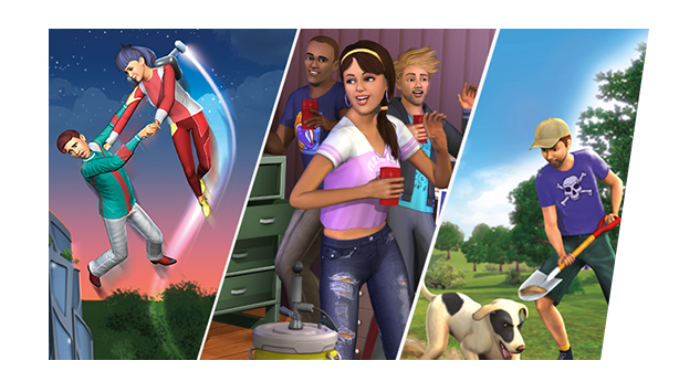 Download Sims 3 Pack | Vedio Game Crcak + License Key