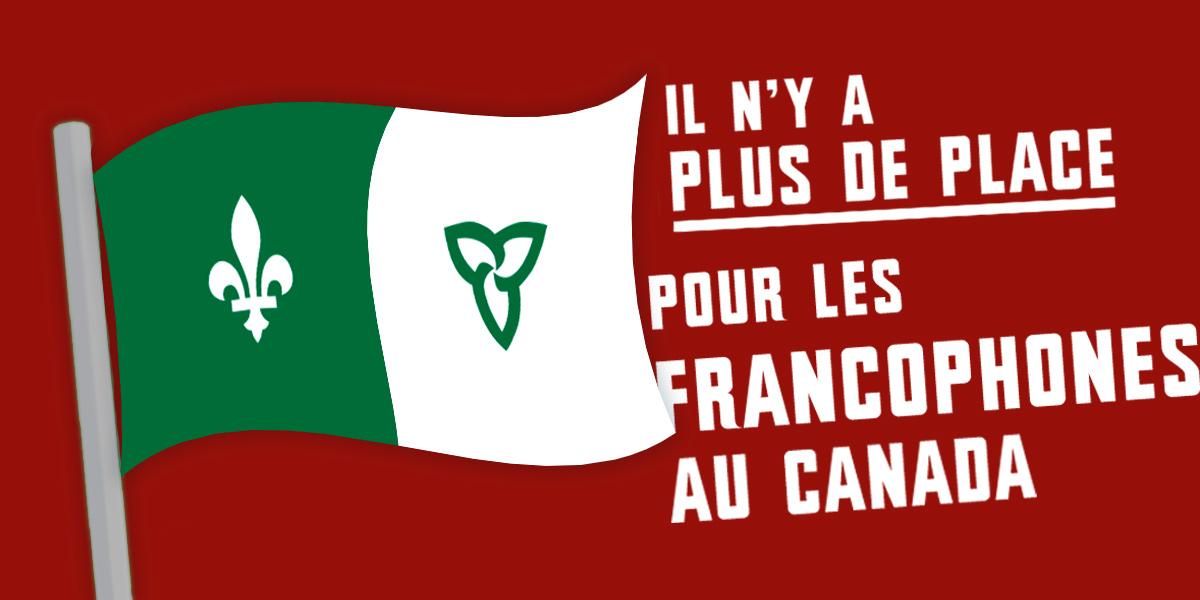 Franco-Ontariens - Image par Adam Margineanu-Plante