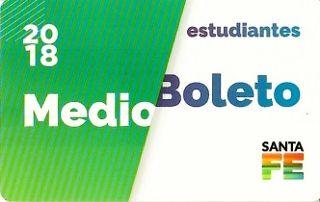 LLEGARON LAS CREDENCIALES DEL MEDIO BOLETO