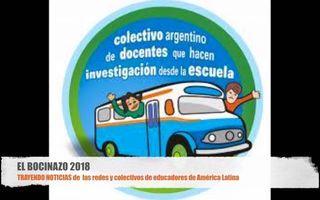 XI ENCUENTRO NACIONAL DEL COLECTIVO ARGENTINO DE EDUCADORES Y EDUCADORAS QUE HACEN INVESTIGACIÓN DESDE LA ESCUELA.