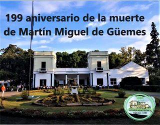 MARTÍN MIGUEL DE GÜEMES, LIDER DE LA GUERRA GAUCHA