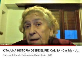 11° ENCUENTRO CALISA CASILDA CON MIRYAM KITA K DE GORBAN