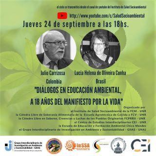 NUEVO ENCUENTRO SOBRE EL MANIFIESTO POR LA VIDA - CALISA CASILDA Y OTRAS ORGANIZACIONES