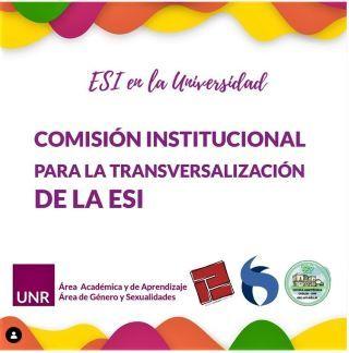 SE REALIZÓ LA PRIMERA REUNIÓN DE LA COMISIÓN INSTITUCIONAL PARA LA TRANSVERSALIZACIÓN DE LA EDUCACIÓN SEXUAL INTEGRAL