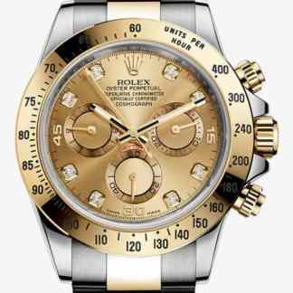 Reproduction Montre Rolex Daytona Doré – Doré