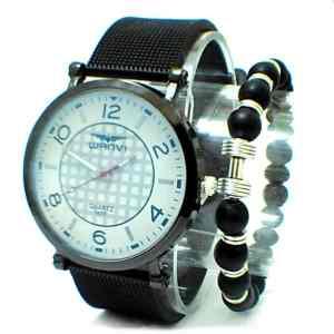 Montre Wanvi avec un Bracelet livrée en Boite Cadeau