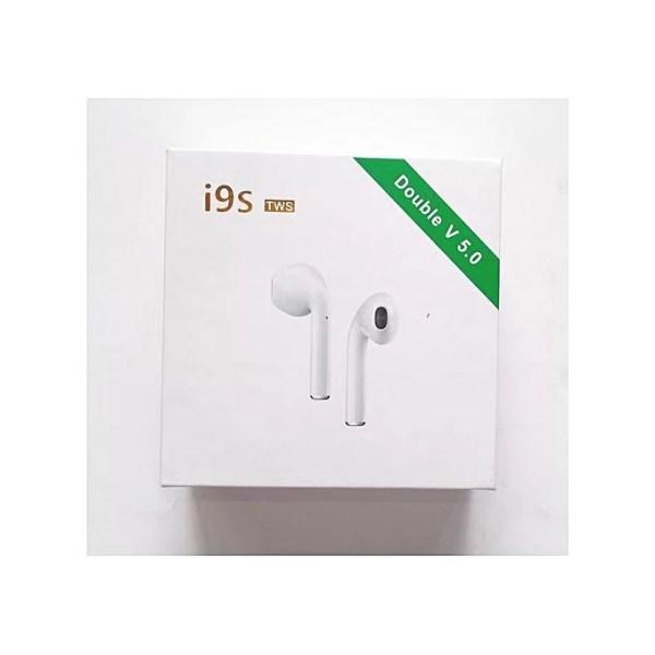 TWS AirPods Bluetooth i9 TWS Ecouteurs sans fil Bluetooth 5.0 Casque Sans Fil Headsets Headphones maroc achat promo