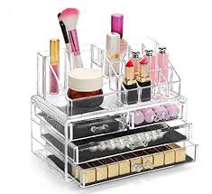 Boite de Rangement pour Maquillage et Bijoux maroc