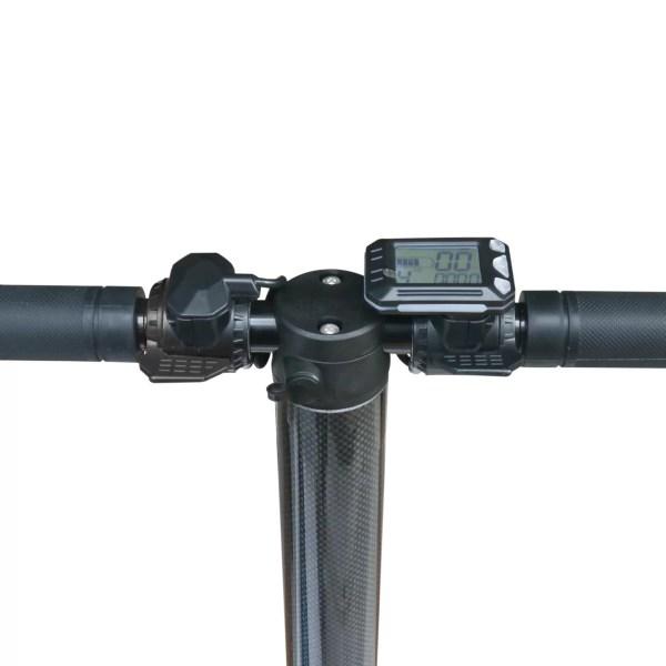 Trottinette-électrique-en-Fibres-de-carbone-Légère-25km-pour-Adulte-maroc-casablanca-vente