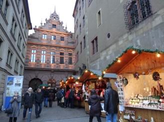 Artist's Christmas Market at Rathaus