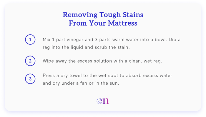 remove tough stains