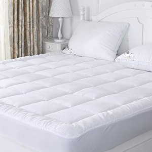 Sufuee Down Alternative Mattress Topper
