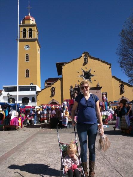 Carrie iola Paracho church