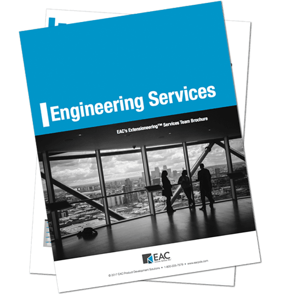 Engineering Services Brochure | EAC Product Development Solutions